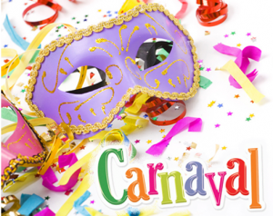 CONGÉ - Carnaval