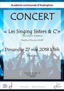 Concert des Singing Sisters