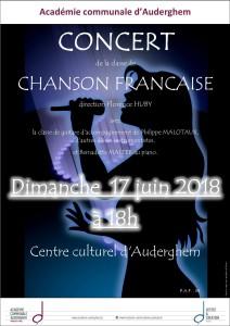 2018 06 17 Chanson française