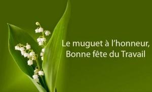CONGE - Fête 1er mai