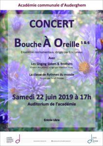 """Les ensembles """"BAO 5&6"""""""