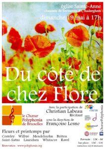 Le Chœur Polyphonia en concert