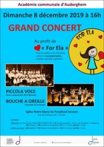 Piccola Voce et BAO en concert