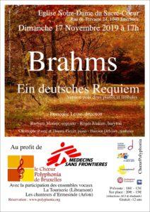Polyphonia chante Brahms
